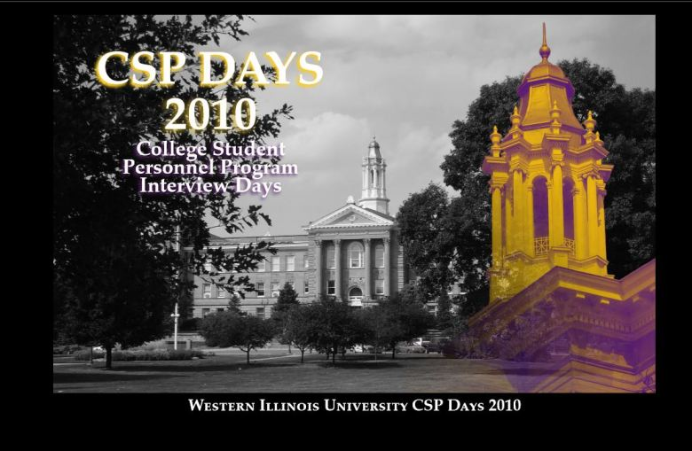 CSP Days booklet cover